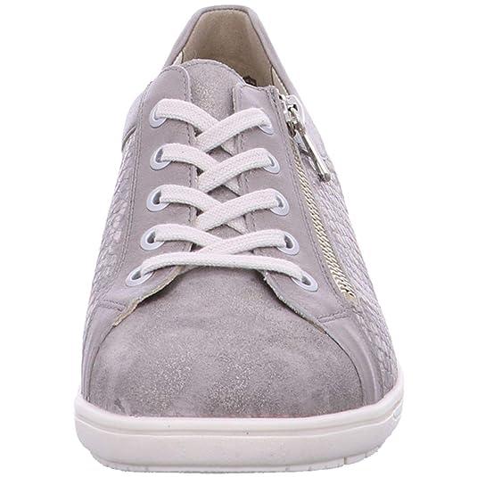 29001 Grey grey Femmes Chaussures Multi Basses Multi Solidus Gris twWOq8OH