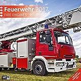 Feuerwehr 30 x 30 cm 2017