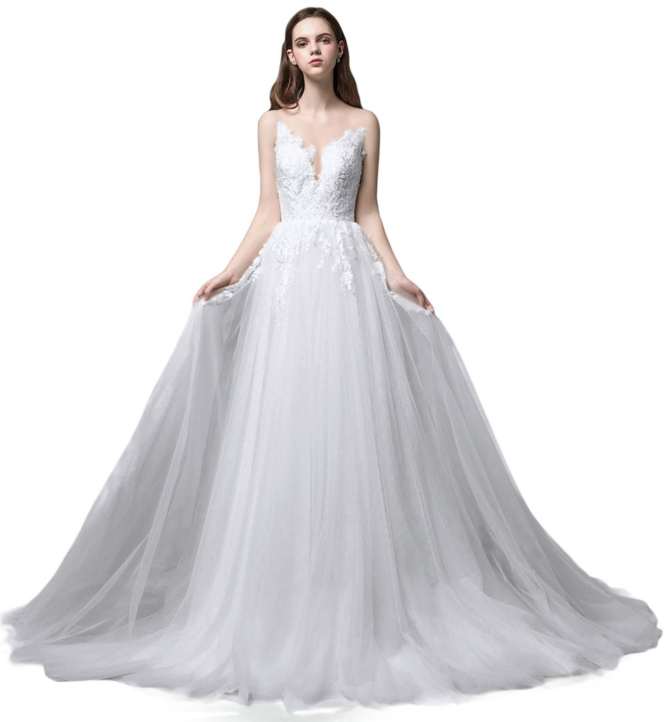 Best Rated In Wedding Dresses & Helpful Customer Reviews