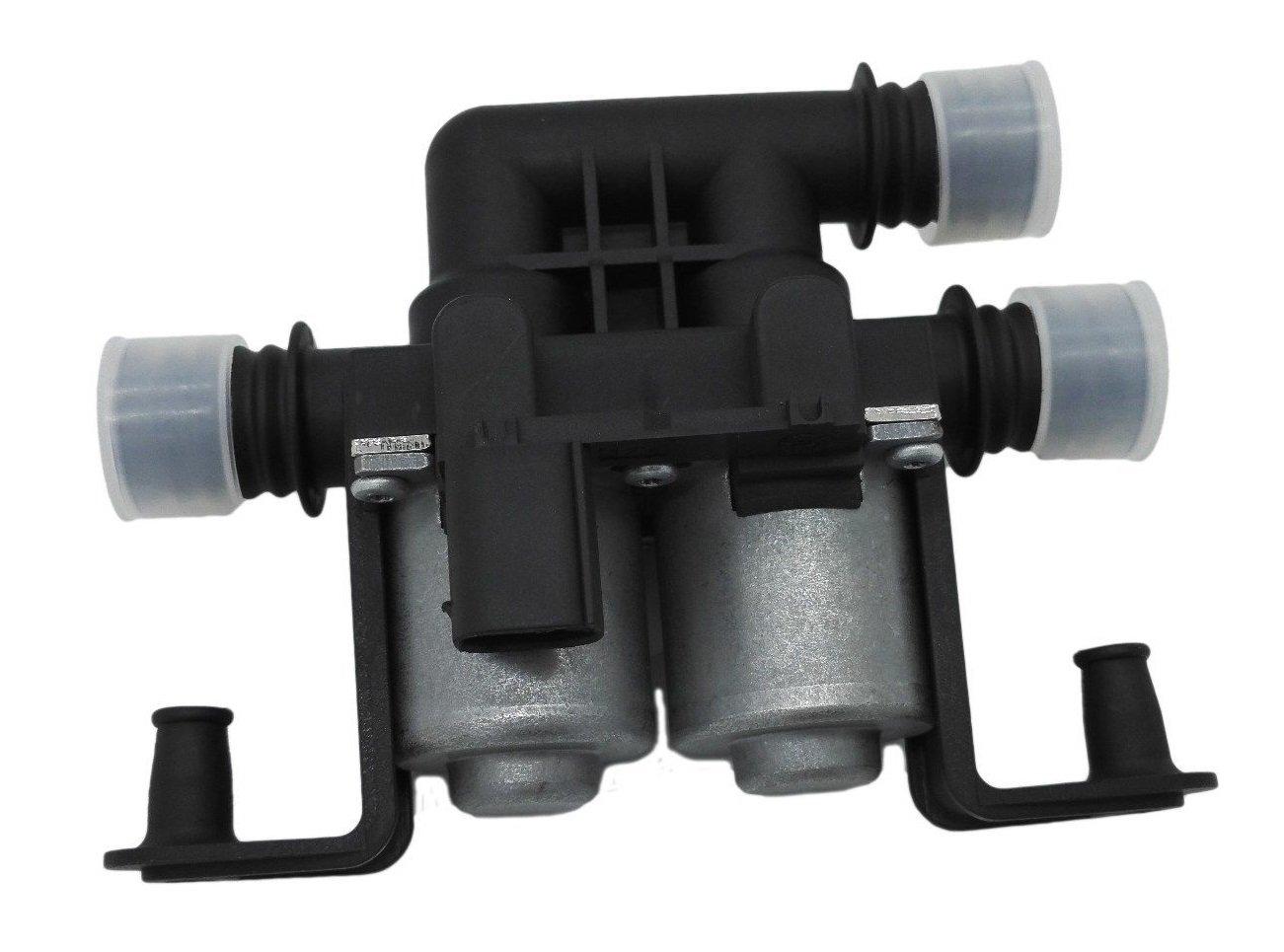 Okay Motor Heater Control Valve Dual Solenoid For 03 12 Land Rover Engine Belt Diagram 4 Range Jqd000010 Automotive