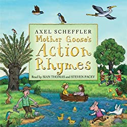 Mother Goose's Action Rhymes