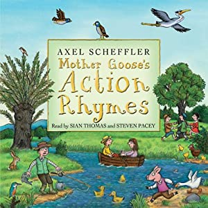 Mother Goose's Action Rhymes Audiobook