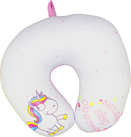 Unicorn Neck Pillow From Amazon