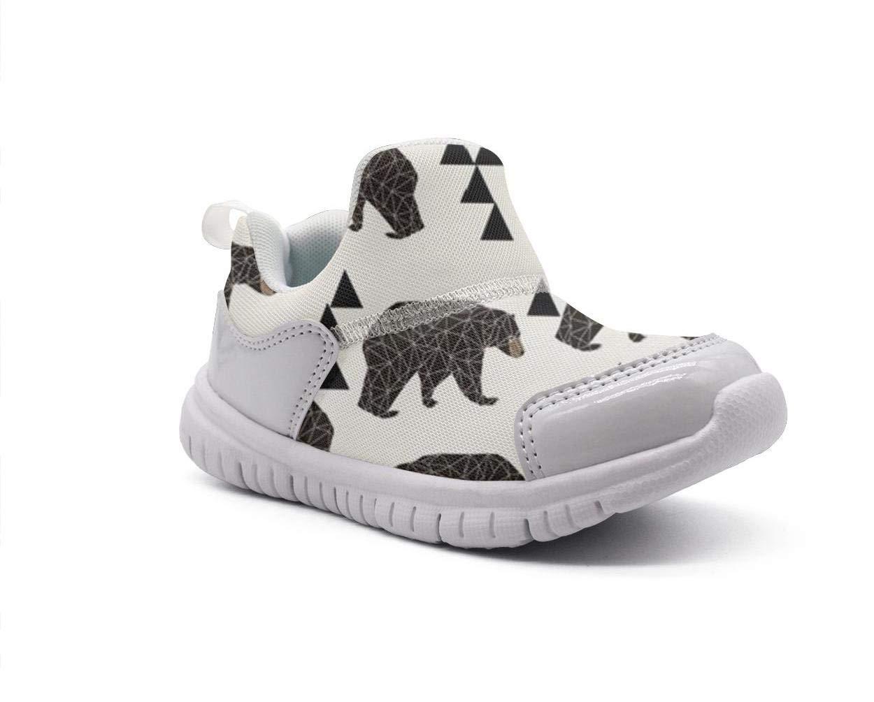 ONEYUAN Children papa Bear Kid Casual Lightweight Sport Shoes Sneakers Running Shoes