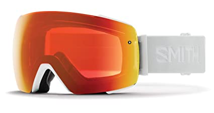 c1fe7341bf3 Smith Optics Io Mag Adult Snow Goggles - White Vapor Chromapop Everyday Red  Mirror