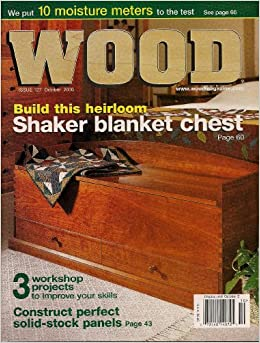 Better Homes And Gardens Wood Magazine (October 2000, Issue No. 127, Vol.  17, No. 7): Larry Clayton: Amazon.com: Books