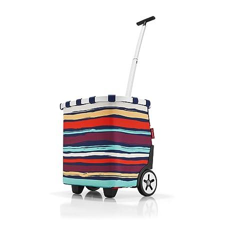 reisenthel carrycruiser artist stripes 42 x 8 x 33,5 cm