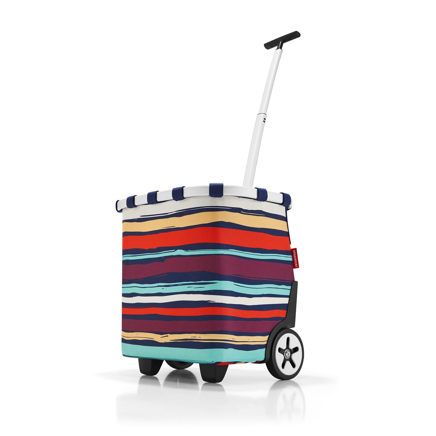 reisenthel Carrycruiser Shopping Trolley, Artist Stripes by reisenthel (Image #1)