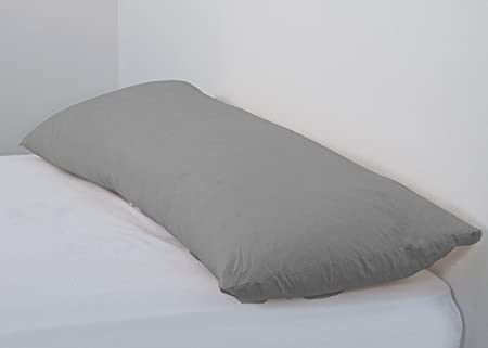 Non-Allergenic Bolster Support Long Body Pillow Orthopaedic Pregnancy Cushion