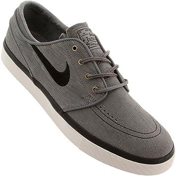 Zapatillas Nike - Sb Zoom Stefan Janoski - gris/negro, gris, 42: Amazon.es: Deportes y aire libre