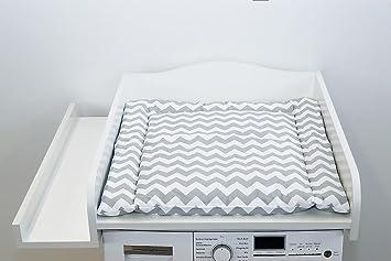 Kraftkids wickelaufsatz weiß passend für alle waschmaschinen oder