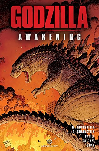 Godzilla: Awakening (Legendary Comics)