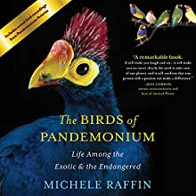 Birds of Pandemonium: Life Among the Exotic and the Endangered | Livre audio Auteur(s) : Michele Raffin Narrateur(s) : Tamara Marston
