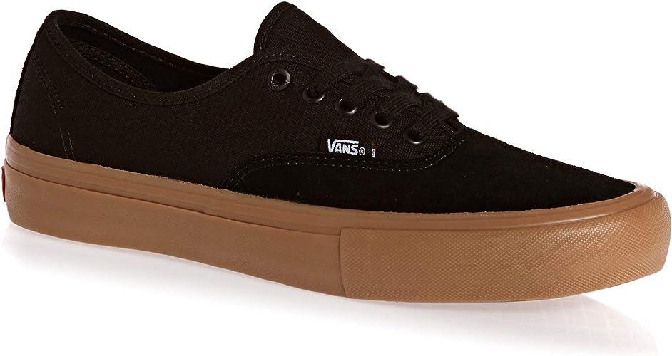 Vans Authentic Pro Black/Classic Gum