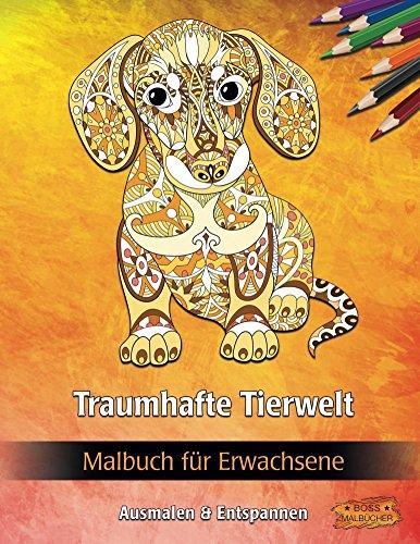 traumhafte-tierwelt-malbuch-fur-erwachsene-bilder-von-tieren-zum-ausmalen-entspannen-german-edition