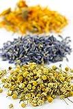 Herbal Bath Tub Tea Blend of Herbs : Helichrysum