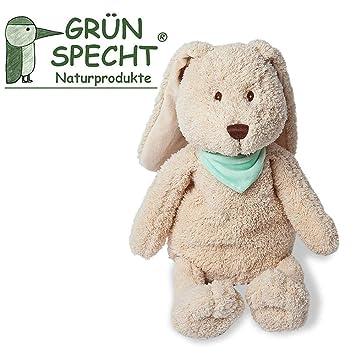 Grünspecht Wärme-Knuddel Bär