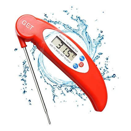 Amazoncom Food Thermometer Cooking Thermometer Instant Read