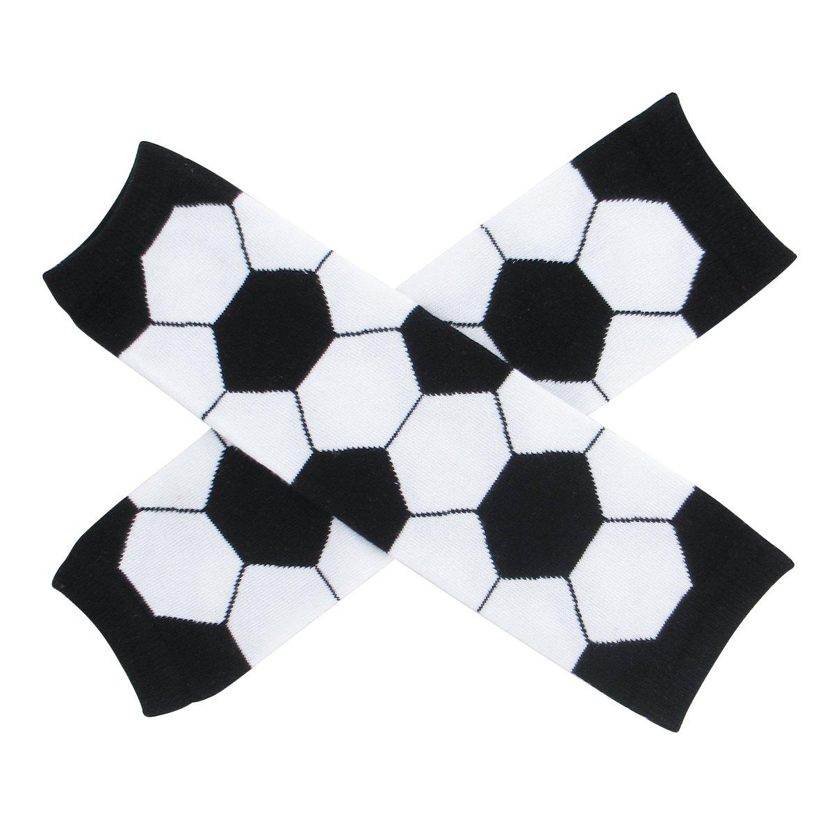 Mombebe Bebé Niño Fútbol Calentadores