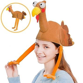 Amazon.com: Gorro de peluche turco con cuello largo para ...