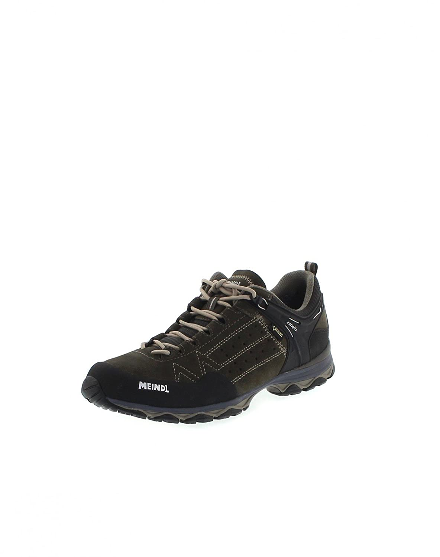 Loden-noir 11.5 UK Meindl hommes de plein airchaussures gris, 680340-9