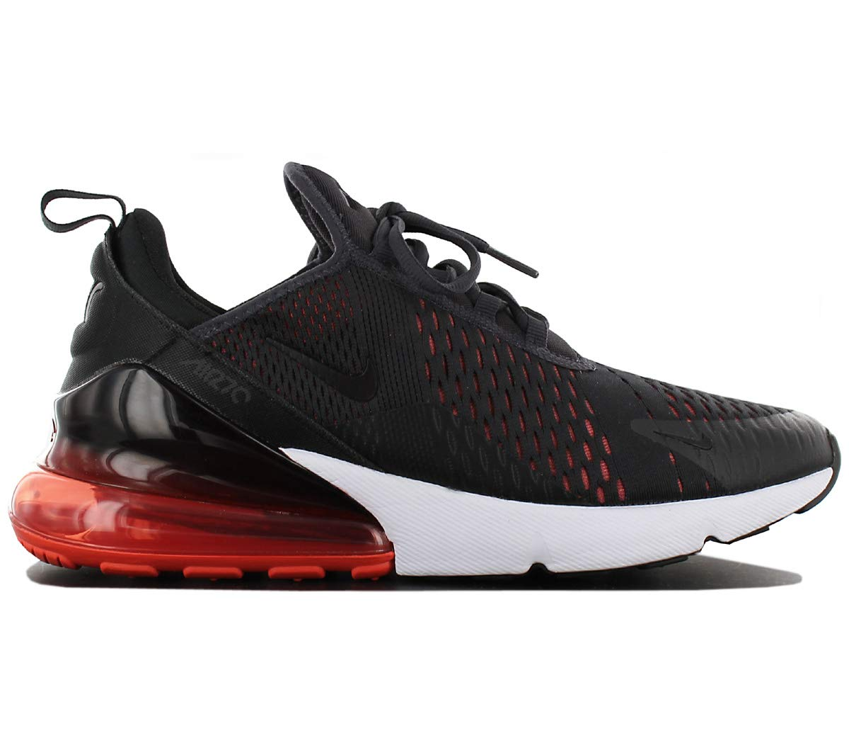 dcf716df3bcc9 Galleon - Nike Air Max 270 AH8050-013 Oil Grey/Habanero Red/Black Men's  Running Shoes (11.5)