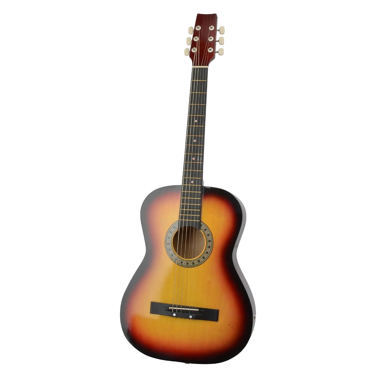 Weinberger Guitarra acústica Incluye amplificador Guitarra clásica de nailon/acero Cuerdas mecanismo niquelado: Amazon.es: Instrumentos musicales