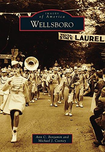 Wellsboro (Images of America) - Park Laurel Stores