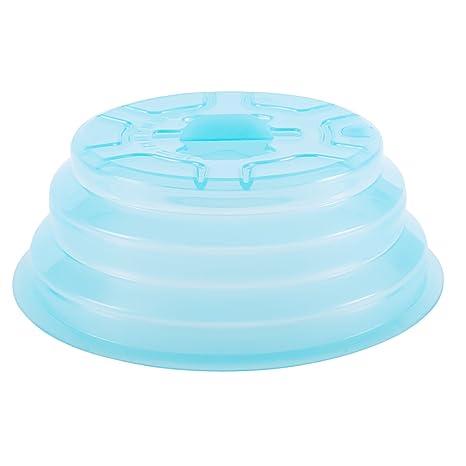 Amazon.com: kichwit antisalpicaduras de silicona microondas ...