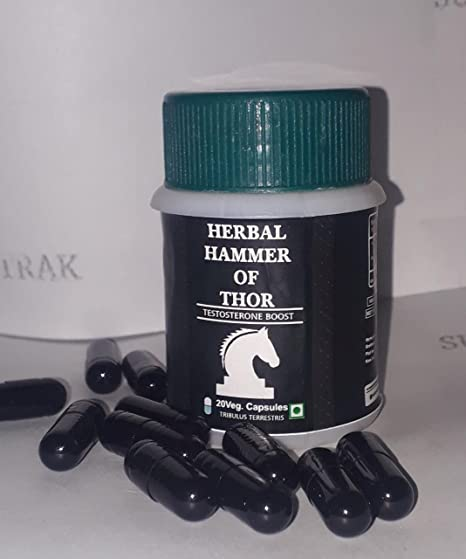 buy herbal hammer of thor online at low prices in india amazon in