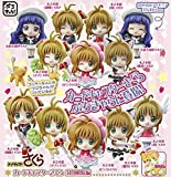 Petit Chara! Series Cardcaptor Sakura seal release Hen Daidoji Tomoyo (B)