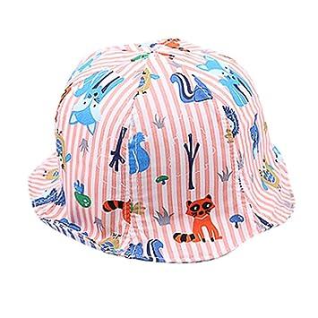 7c7e4851468f6 Amazon.com   Baby Bucket Hats for Boys Girls