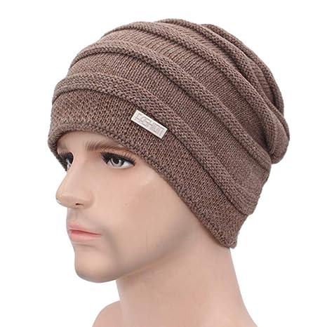 Unexceptionable-Beanie Hat Moda Invierno Sombrero Bufandas ...