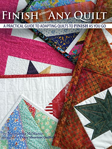 Border Film Project (Finish Almost Any Quilt - Straight Block Setting)