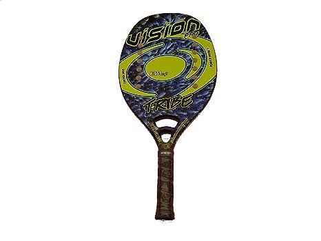 Raqueta Tenis Playa Vision Tribe 2018: Amazon.es: Deportes y ...