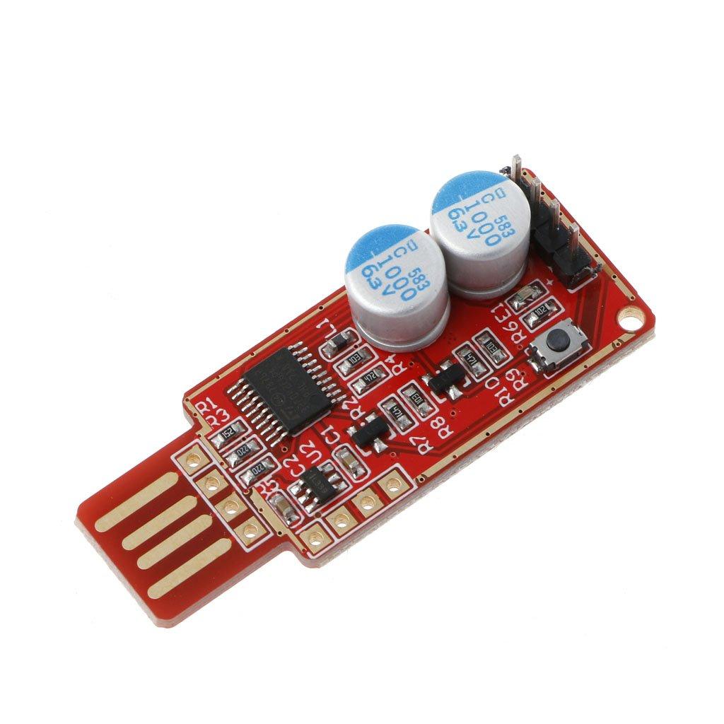 Goodqueen USB Watchdog Card / Computer / Unattended Automatic Restart Blue Screen Crash / Mining / Game / Server / LTC BTC Miner