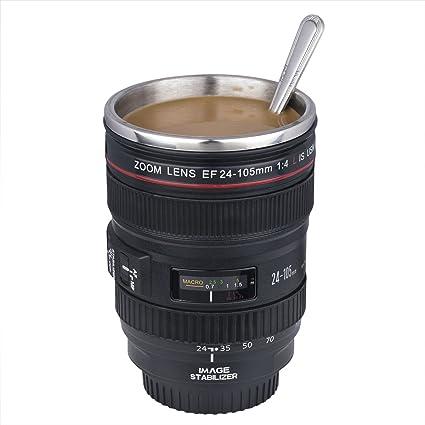 65709c2db8 Taza de la lente de cámara / lente taza de café (taza diseño creativo es la  simulación ...