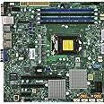 Supermicro Micro ATX DDR4 LGA 1151 Motherboards X11SSH-CTF-O