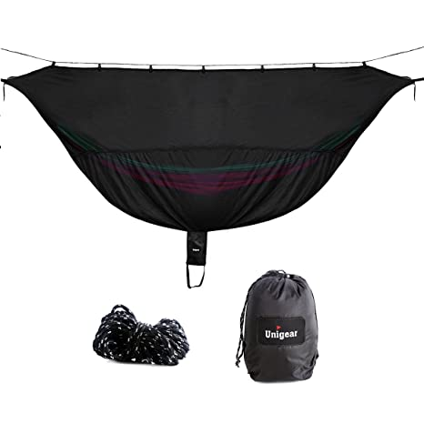 Medium image of unigear bug   stops 11 u0027 mosquitos keep out noseeums fits camping hammocks breathable