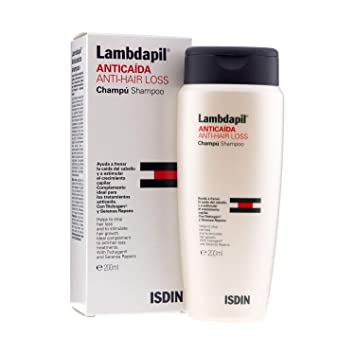 Lambdapil Hair Loss Shampoo 200ml - Hair Loss Treatment - Hair Regrowth - Hair Care
