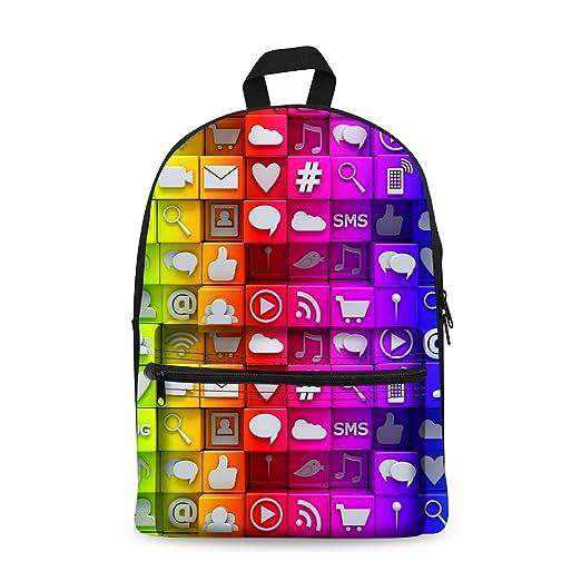 232fd3c517d3 Amazon.com  Children Laptop Bag Age7-16 Canvas 15 Inch Combustion ...