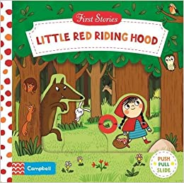 Little Red Riding Hood (First Stories): Amazon.co.uk: Natascha ...