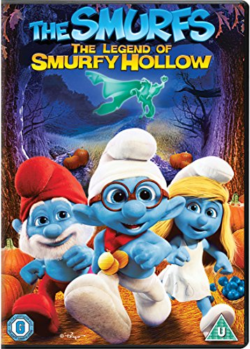 The Smurfs: The Legend Of Smurfy Hollow [DVD] (The Smurfs The Legend Of Smurfy Hollow 2013)