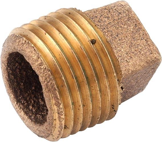 Amc 738101-16 1 Low Lead Brass Tee