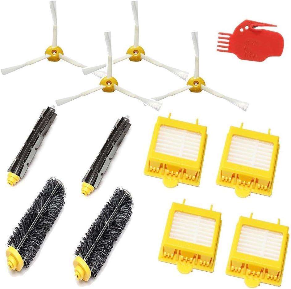 Smartide Kit de cepillos Accesorios de Piezas Kit de Repuesto de ...