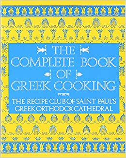 ~BETTER~ The Complete Book Of Greek Cooking: The Recipe Club Of St. Paul's Orthodox Cathedral. Amumu progress apoya seguimos helps desde CIRCUIT