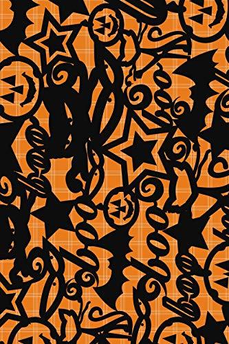 Happy Halloween Jack O' Lanterns Boo Stars Edible