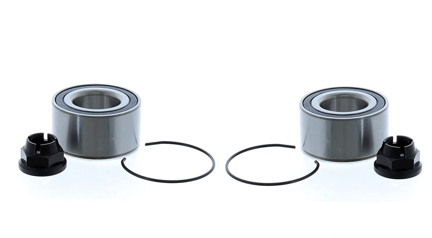 Renault Clio Mk2 2001-2009 Front Wheel Bearing Kit Pair
