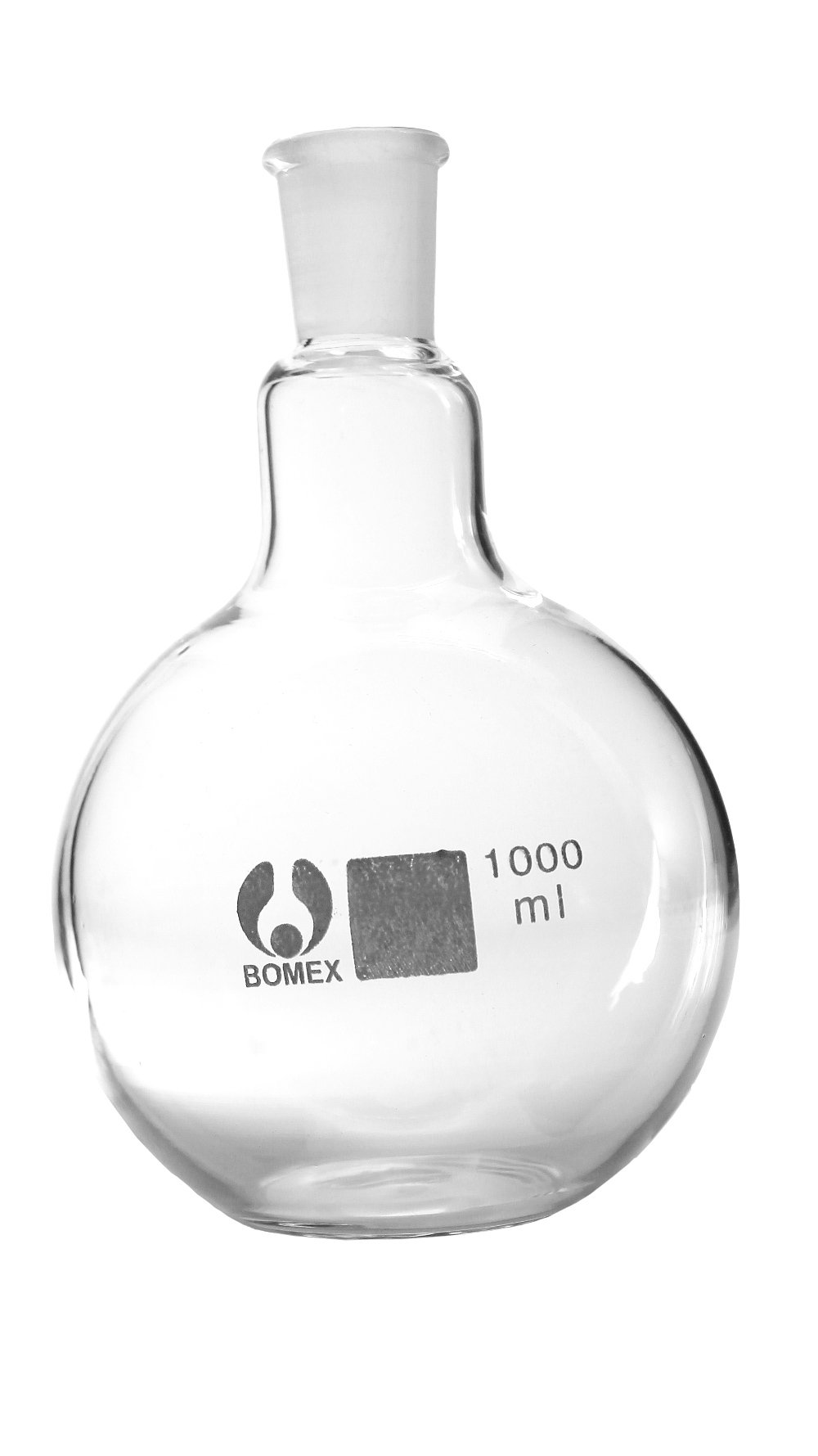 SEOH Flask Boiling FB Heavy Duty 1000ml 24/40 joint