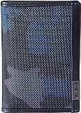 Tumi Mens Alpha - Multi Window Card Case Blue Camo One Size One Size